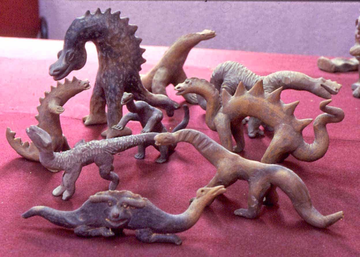 dinosaurski radiokarbonski datiranje