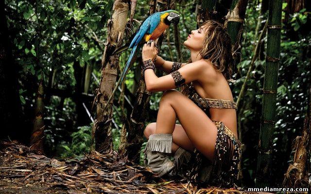 Amazonke - (The Amazon Women)