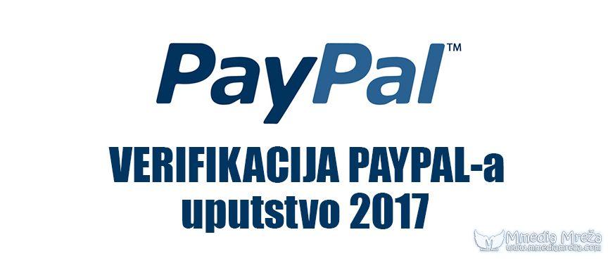 PayPal - Detaljno uputstvo za verifikaciju naloga sa karticom