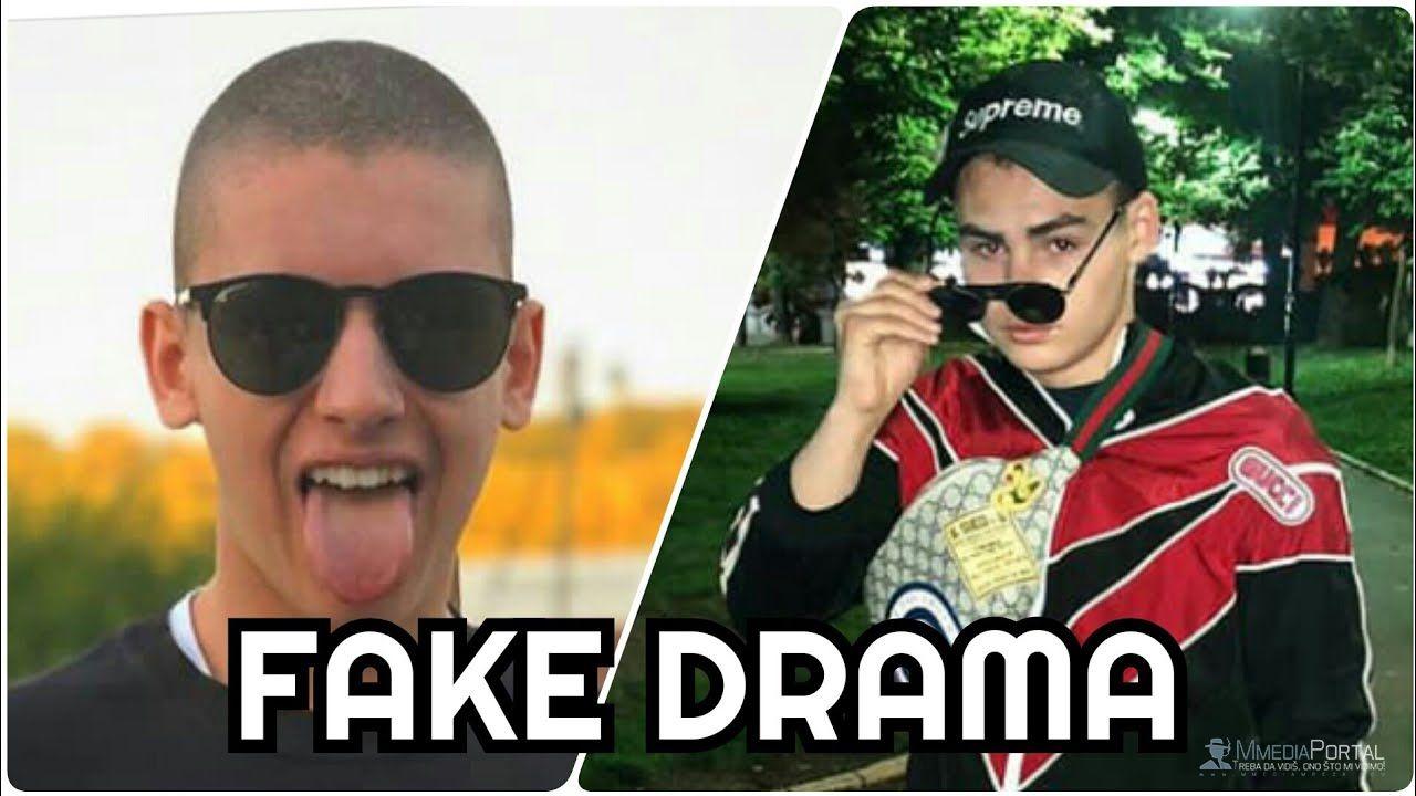 Fejk drama između dva YouTubera?