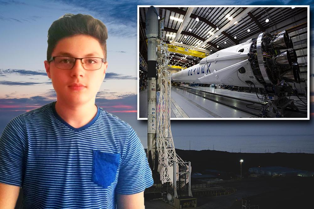 Da li je DEJAN LUKIĆ (13)  NOVI TESLA? ON JE  PATENTIRAO SATELIT ZA SVEMIR: Odobrila ga i finansiraće ga NASA!