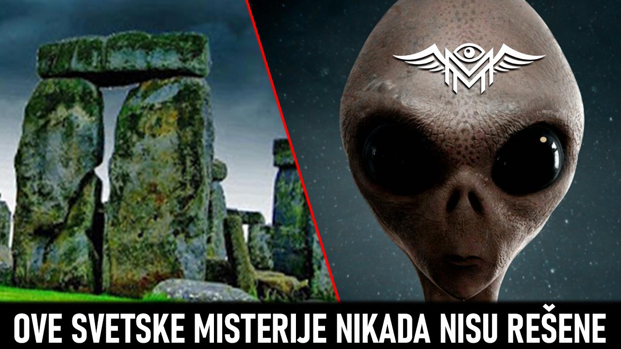 Ovo su svetski najpoznatije misterije koje nikada nisu rešene