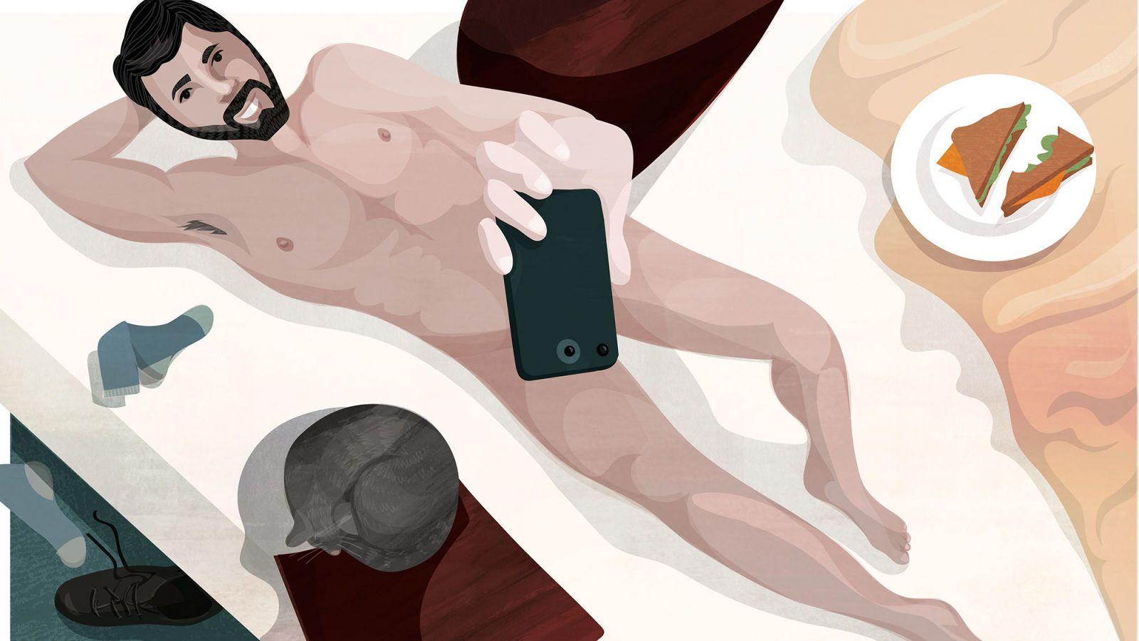Zašto muškarci šalju fotografije svojih penisa (DikPik)