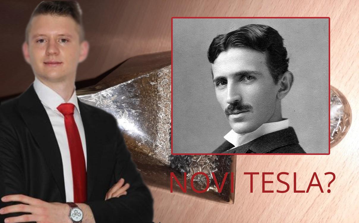 Mladi inovator iz TRSTENIKA je čudo u Srbiji - Stefan Unić osvaja svijet!