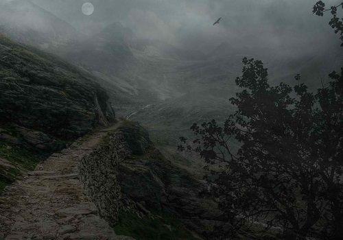 Ukleta Đavolja planina Mount San Cristobal