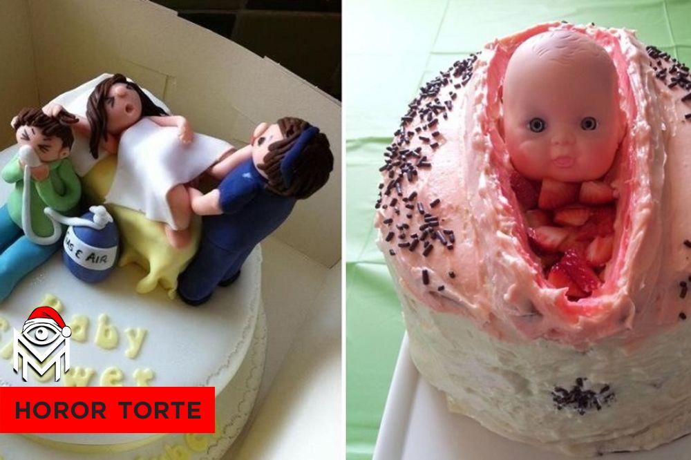 Deca su plakala kada su videla ove TORTE!