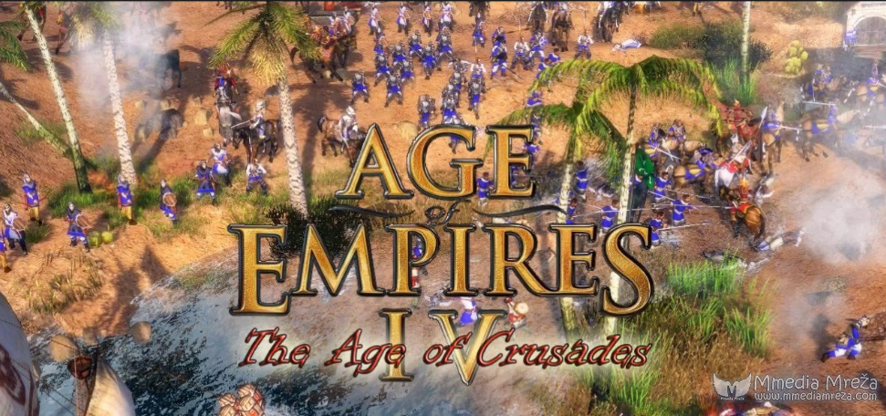 AGE OF EMPIRES IV | Najava