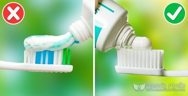 7 grešaka u ličnoj higijeni kojima uništavate zdravlje