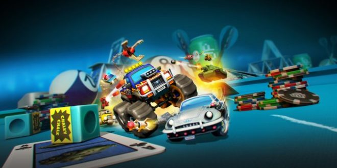 Micro Machines World Series Launch Trailer
