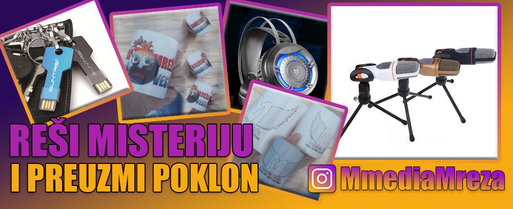 Zapratite Mmedia Mrežu na Instagramu i osvojite nagrade!