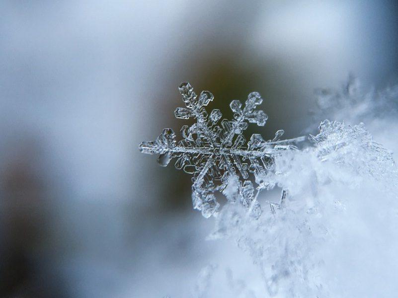 Kako nastaje sneg