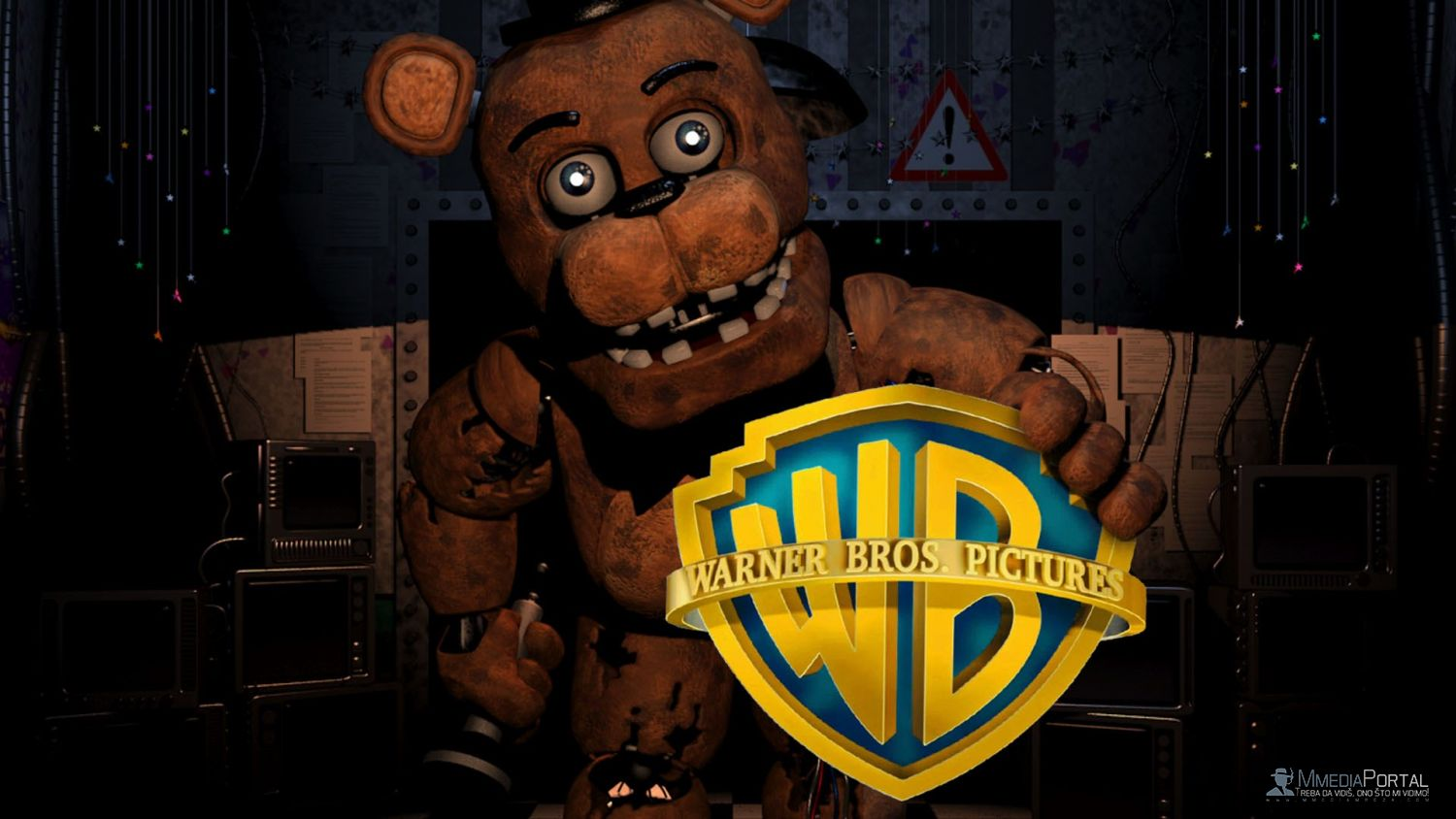 Stiže Five Nights at Freddy's igrani film