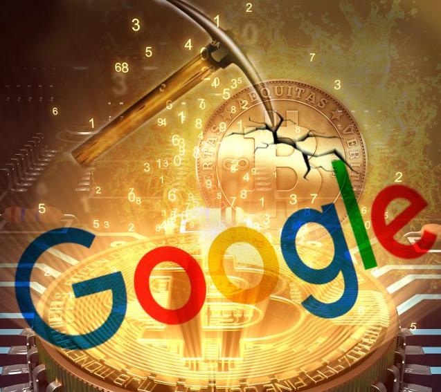 Gugl zabranjuje kriptovalute