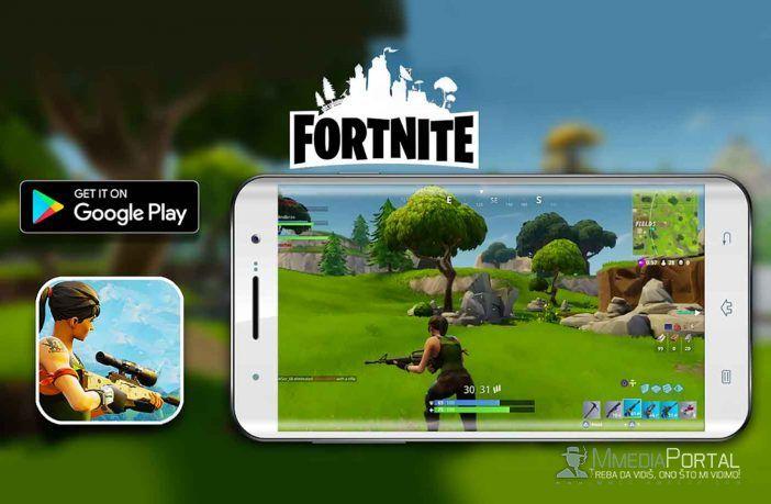 Fortnite dobija Android verziju ovoga leta