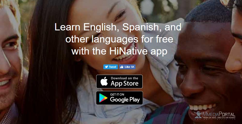 Ovo je ono što smo čekali uz HiNative učenje stranih jezika nikada nije bilo lakše