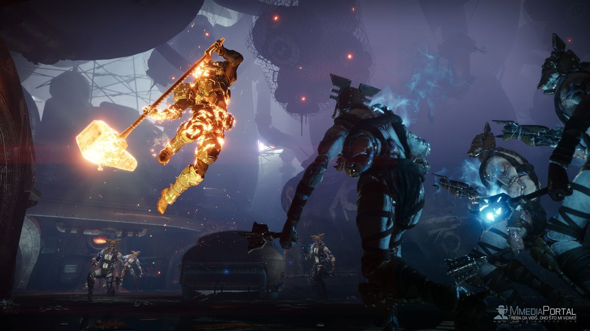Destiny 2 za PC je besplatan do 18. novembra