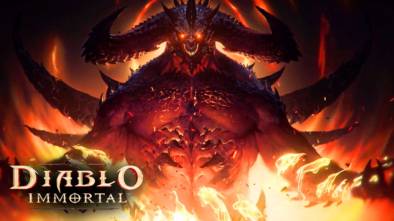 Diablo Immortal RPG na iOS i Android platformi