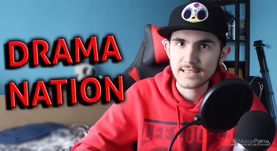 LEFKO TV pokreće DRAMA NATION! Kanal koji će se baviti isključivo YouTuberima i Dramama! Da li ste spremni?
