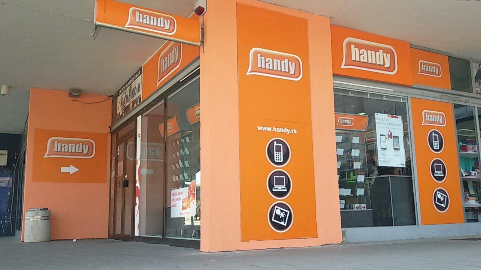 HENDI prestao sa poslovanjem!