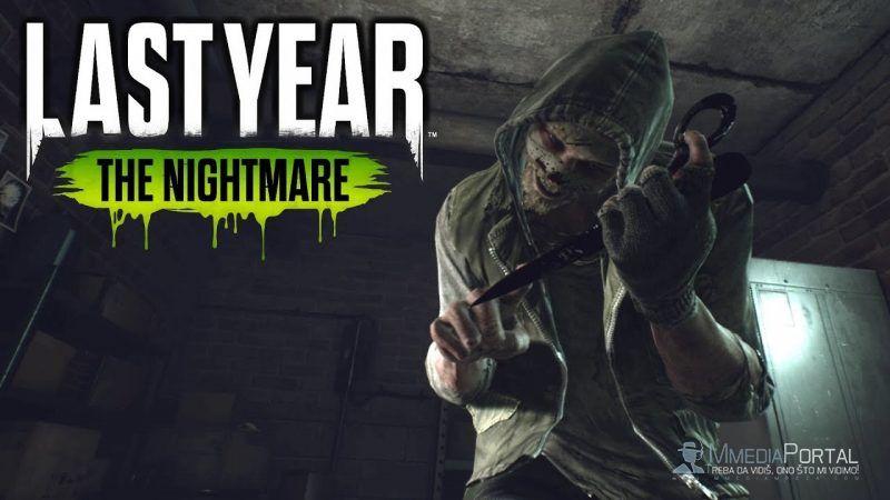 Mmedia DISKORD server Vam poklanja Discord Igricu - LAST YEAR: THE NIGHTMARE | (Podeljeno za veceras 10/10)  #lastyeargame  #MmediaGiveaway